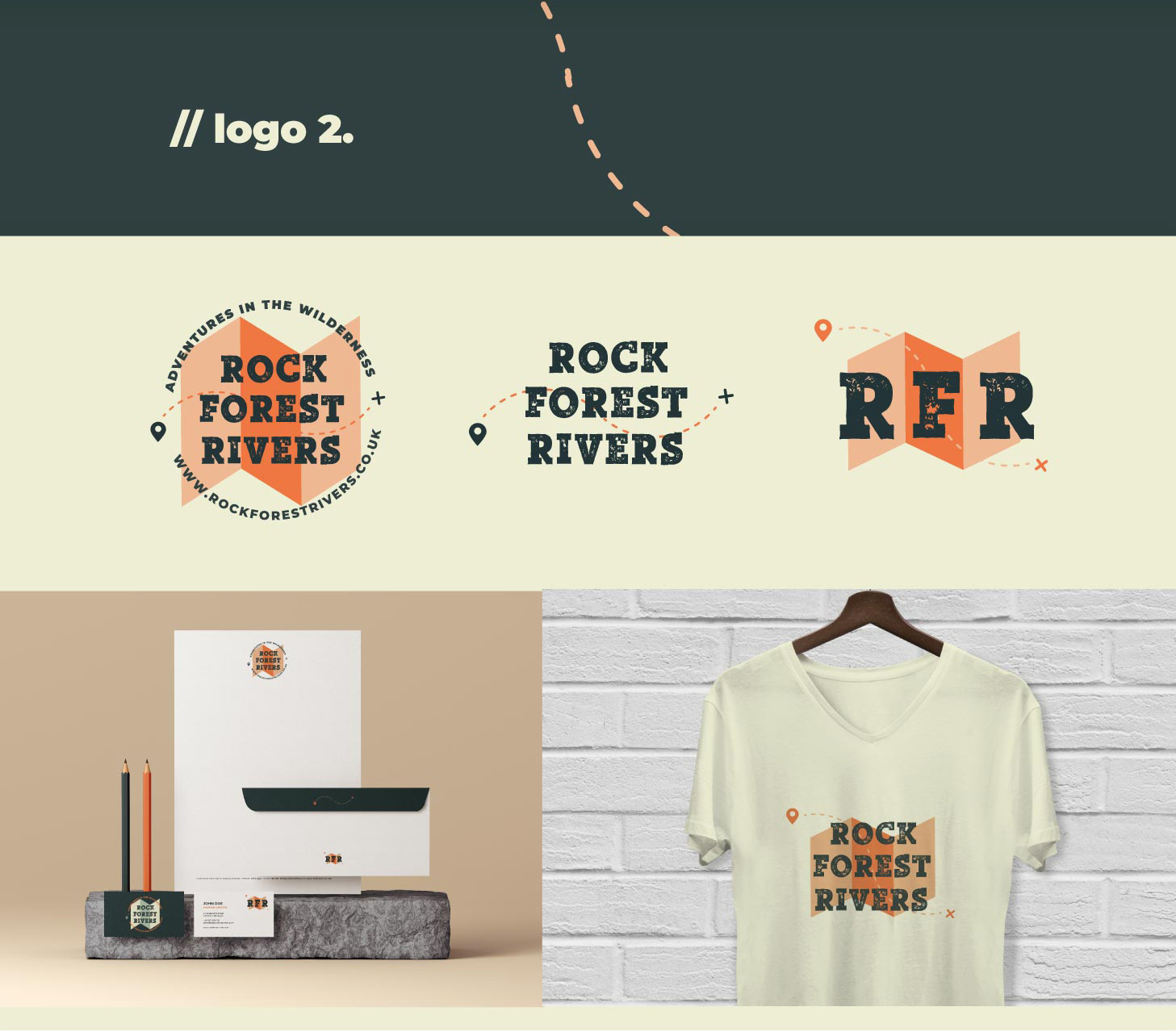Rock Forest Rivers – UK