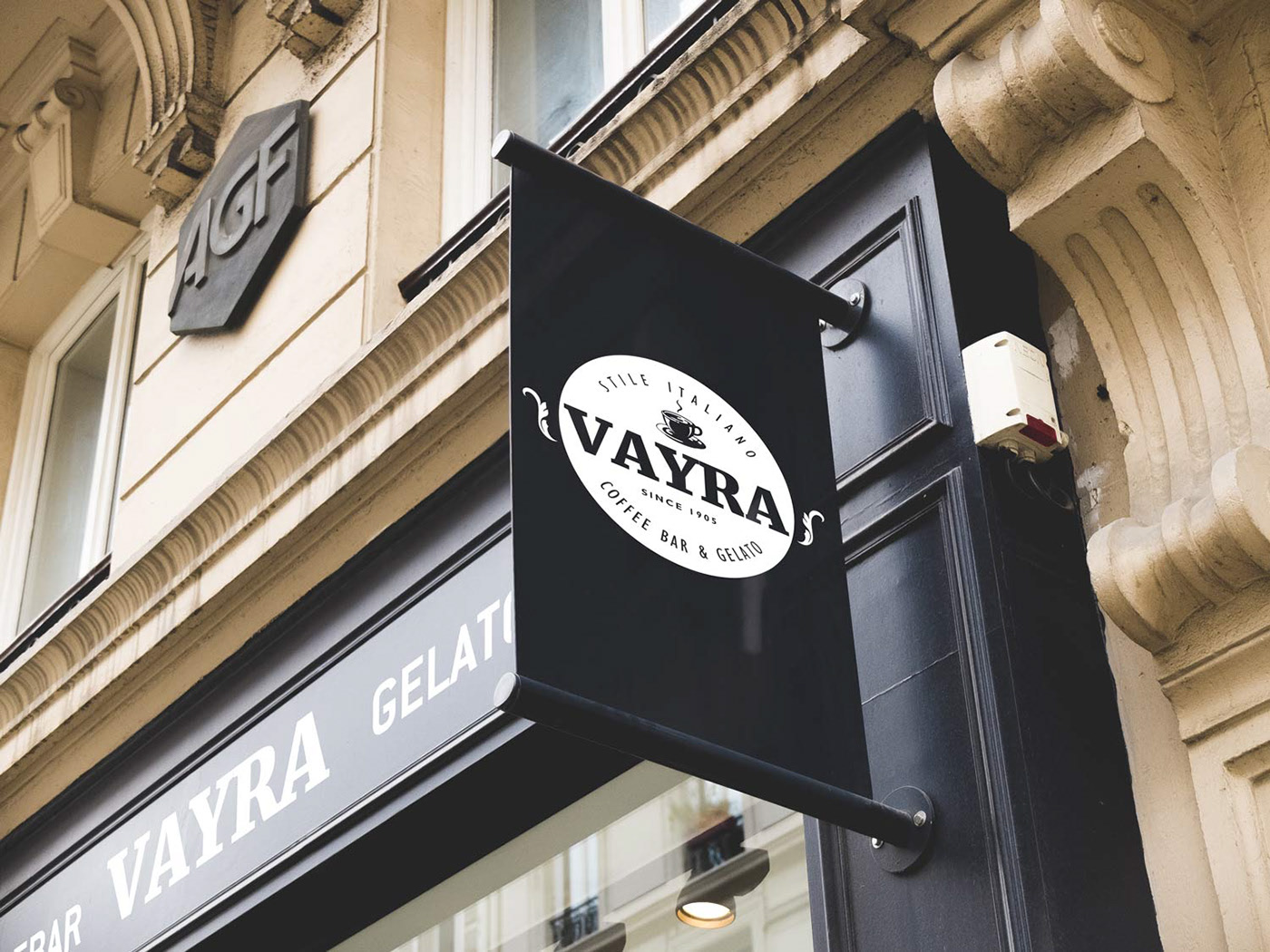 Vayra Coffee Bar – Italy