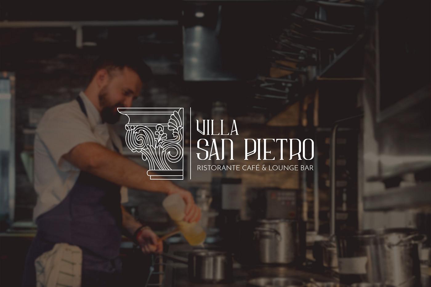 Villa San Pietro – Italy